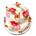 Торт-весенний